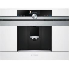 Встраиваемая кофеварка Siemens CT636LEW1