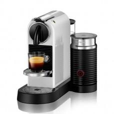 Капсульная кофеварка эспрессо Delonghi Nespresso Citiz & Milk EN 267.WAE