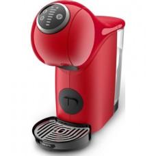 Капсульная кофеварка эспрессо Krups Genio S Plus Red KP340531