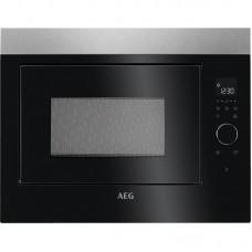 Встраиваемая микроволновая печь AEG MBE2658SEM