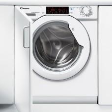 Встраиваемая стиральная машина с сушкой CANDY CBWDS 8514TH-S