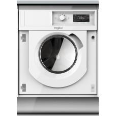 Встраиваемая стиральная машина с сушкой Whirlpool WDWG75148EU