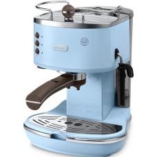 Рожковая кофеварка Delonghi Icona Vintage ECOV 310.AZ